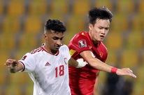 Chủ tịch Liên đoàn Bóng đá và báo chí UAE: 'Việt Nam trình diễn tuyệt vời, xứng đáng đi tiếp'