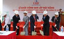 UEF khởi công dự án khu học xá mới tại Nam Sài Gòn
