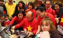 HLV Park nhắn nhủ du học sinh Việt 'giữ lửa nhiệt tình'