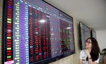 Thị trường chứng khoán lại chao đảo, Vn Index mất 40 điểm