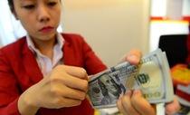 Giá USD bật tăng trở lại