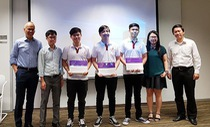 Sinh viên ĐH Duy Tân tiếp tục Vô địchcuộc thi Microsoft Imagine Cup 2018