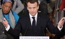 Tổng thống Pháp nói EU xài tiếng Anh quá nhiều