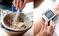 Muối và tăng huyết áp