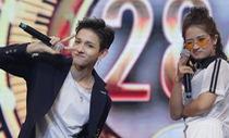 Kim Samuel bất ngờ nói 'anh yêu em' tại Nhạc hội song ca