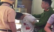 Bắt nghi phạm dùng súng cướp tiệm vàng ở Hà Nội