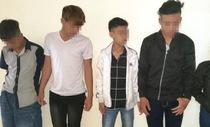 Bắt băng nhóm 13-15 tuổi chuyên cướp của du khách ở Hội An