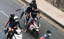 Mâu thuẫn giang hồ Hải Phòng, hỗn chiến trên đường phố Sài Gòn