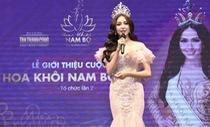 Hoa khôi Nam Bộ chấp nhận thí sinh phẫu thuật vì tai nạn