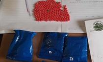 Vận chuyển gần 1.200 viên ma túy từ Lào vào VN