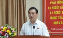 Bộ Công an đang điều tra về giám đốc Công an Đà Nẵng