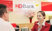 HDBank cộng thêm lãi suất 0,4%/năm cho kỳ hạn 13 tháng