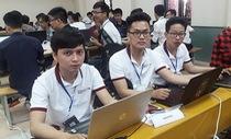 Sinh viên Duy Tân về nhì cuộc thi VNPT Secathon 2018