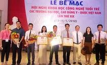 ĐH Duy Tân và 2 giải nhất tại Hội nghị KHCN ngành y - dược