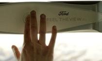 Ford tung ra công nghệ Feel The View cho người khiếm thị