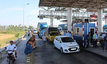Chủ đầu tư BOT Ninh Lộc đòi trả trạm cho Bộ GTVT