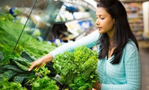 Thế giới sẽ khan hiếm rau xanh vì biến đổi khí hậu?