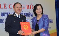 Ông Đinh Ngọc Thắng làm cục trưởng Cục Hải quan TP.HCM