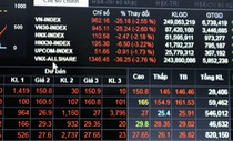 Chứng khoán thêm một ngày 'đen tối', gần 3,4 tỉ USD bốc hơi