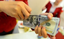 Giá USD ngân hàng lại lên đỉnh mới: 22.913 đồng/USD