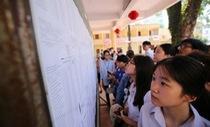 Nhiều phụ huynh sốc vì điểm thi văn lớp 10 Hà Nội thấp