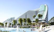Dự án có bể bơi dài nửa cây số bên bờ biển Bãi Dài, Cam Ranh