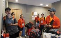 Ban tổ chức SEA Games bắt đội tuyển judo Việt Nam phải chuyển chỗ ở lần thứ 3