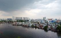 Di dời 20.000 căn nhà trên và ven kênh rạch TP.HCM: Khó vì thiếu vốn