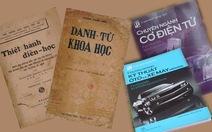 Việt hoá từ chuyên ngành cũng là làm quốc văn hay đẹp hơn lên...