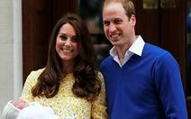 Gia đình William - Kate sắp có thêm thành viên nhí