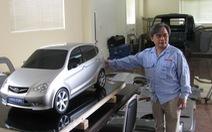 Cay đắng và kỳ vọng với ôtô 'Made in Vietnam'