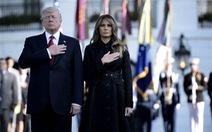 Tổng thống Trump chủ trì lễ tưởng niệm 11-9
