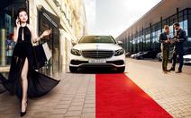Nhiều ưu đãi hấp dẫn dành cho khách hàng sở hữu Mercedes E- và S-Class
