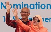 Tân tổng thống Singapore là con ông bảo vệ