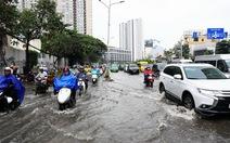 Mưa lớn mới đánh giá siêu bơm chống ngập đường Nguyễn Hữu Cảnh