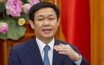 Phó thủ tướng Vương Đình Huệ: Nguồn lực từ chính đồng bằng