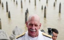 Tư lệnh Hạm đội Thái Bình Dương của Mỹ thăm bãi cọc Bạch Đằng