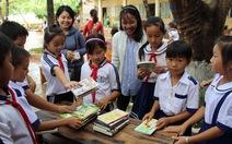 Trẻ miền quê khát sách: Nỗ lực từ cộng đồng