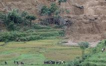 Tìm thêm được 3 thi thể trong vụ sạt lở đất ở Hòa Bình