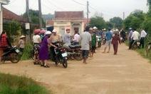 Trưởng thôn ngại xin lỗi vì lỡ chặn xe cưới đòi nợ
