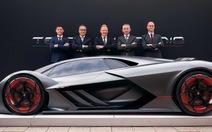 Lamborghini ra mắt siêu xe điện đầu tiên tự chữa lành vết nứt