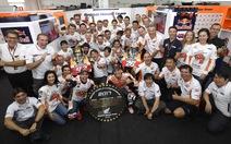 MotoGP 2017 chặng 18: Chiến thắng áp đảo của Repsol Honda Team