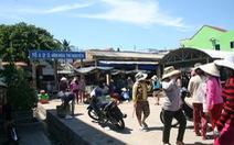 Tàu tránh bão cào đứt cáp điện ngầm dưới biển Nha Trang