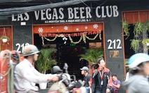 TP.HCM tổng kiểm tra nhà hàng, quán bar, quán karaoke