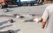 Phó thủ tướng chỉ đạo điều tra vụ tai nạn 3 người chết
