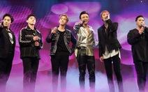 Teen Top hát Phía sau một cô gái cùng Soobin Hoàng Sơn
