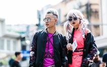 Thời trang đường phố 'độc lạ' tại Vietnam International Fashion Week