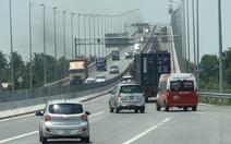 Từ chối phục vụ 35.000 xe chở quá tải  trên 4 tuyến cao tốc