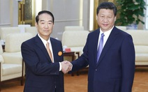 Đài Loan tìm cách 'bắt đài' với ông Tập ở APEC