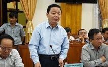 Không để xảy ra sự cố môi trường tại vịnh Quy Nhơn